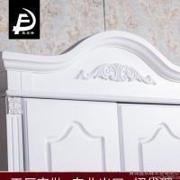 工厂店直销2016新款板式家具韩式卧室衣柜简约大方