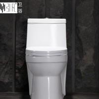 陶瓷卫浴马桶 卫生间洁具座便器 连体式坐便器工程价格