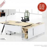 2014新款品牌办公家具老板办公桌大班台经理桌现代时尚主管桌简易