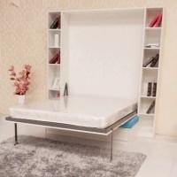 广州圣多美品牌板式家具全屋定制,诚招全国各地加盟代理,隐形床折叠床节省空间,多功能家具价格公道.