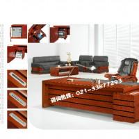 定制\n   油漆家具实木老板桌板式大班台经理电脑桌主管办公桌子