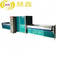慧鑫2513 木工覆膜机 全自动CNC板式家具真空吸附 模压门橱柜门软包贴膜机 厂家直供