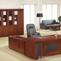 批发卓瑞品牌办公家具老板桌大班台办公桌现代简约老板办公桌