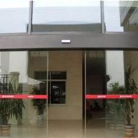 漳州玻璃门全铝玻璃柜门玻璃柜门全屋定制两轨厨房玻璃尊尚框推拉门