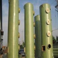 专业生产河北双飞玻璃钢除尘器    玻璃钢制品    **价廉