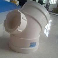 PVC管件  45°带口弯头