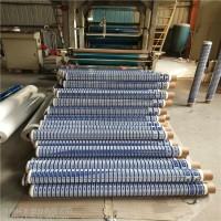 大理石保护膜,白色石英石印蓝字保护膜厂家规格定制,易贴易撕,欢迎订购