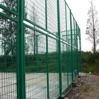 规格齐全 厂家加工 框架护栏安全围网 喷塑高强度边框防盗围栏网
