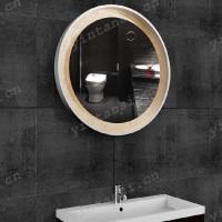 新款led磨砂镜灯防水防尘酒店卫浴照明调光镜面灯浴室镜功能定制