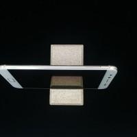 天然大理石方形固定手机座 办公室支架坐可定制企业logo手机底座