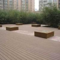 木塑地板150-25mm 户外地板 塑木地板