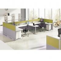 上海办公家具 屏风办公桌组合 板式办公桌 公司员工桌 可现场测量