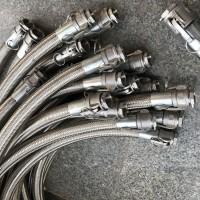 【晖盛】 厂家  金属软管 金属波纹管 不锈钢金属软管  穿线高压金属软管  304不锈钢金属软管