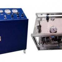 高压检漏设备 高压试压设备(液体)     软管耐压爆破试验台