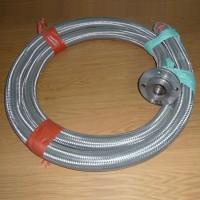 恒博  专业生产  耐高温金属软管  波纹密封金属软管  可按需求定制