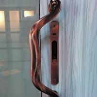 平开门锁具 浴室门 工程门