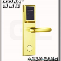 供应固丽佳 GLJ-816 IC卡锁 酒店感应门锁 电子锁
