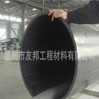pe管大口径耐磨损白色超高分子量聚乙烯管upe管材