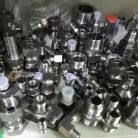 不锈钢液压接头 不锈钢流体连接件 高压卡套接头 液压管件厂家专业生产批发供应