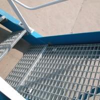 竑曼钢格板地铁口通风格栅板 格子板板格栅 格栅板 下水道格栅板齿形钢格板
