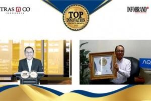 在印尼海尔智家旗下AQUA冷柜获最佳创新选择奖